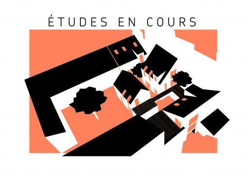 TROIS MAISONS, UN ATELIER D'ARCHITECTURE & UN ESPACE DE TRAVAIL PARTAGÉ À NANTES (44)