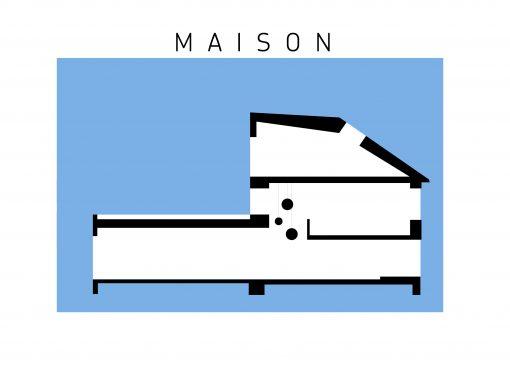 EXTENSION ET SURÉLÉVATION D'UNE MAISON DE VILLE À NANTES (44)