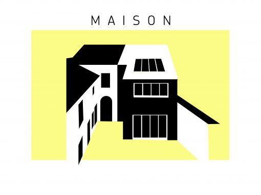 MAISON DE VILLE À NANTES (44)