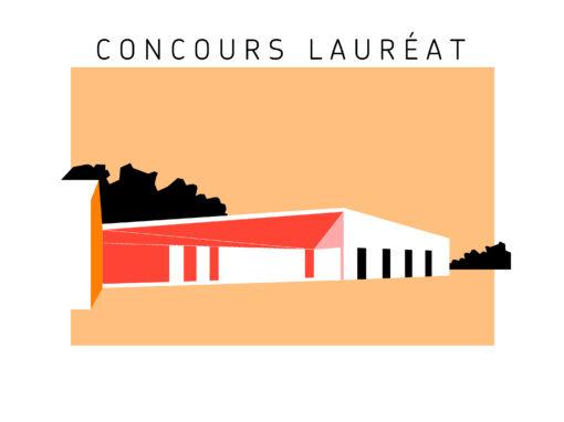 CONSTRUCTION DU PÔLE ENFANCE DE LA PRESSE-AU-VIN A VERTOU  (44)