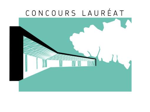 CONSTRUCTION D'UN PÔLE JEUNESSE A LA HAYE FOUASSIERE  (44)